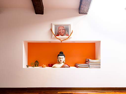 Namasté | Studio Yoga - Metodo Iyengar®